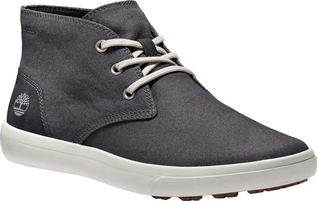 Men's Timberland Ashwood Park EK+ Chukka Boot, Dark Grey Textile, large, image 1