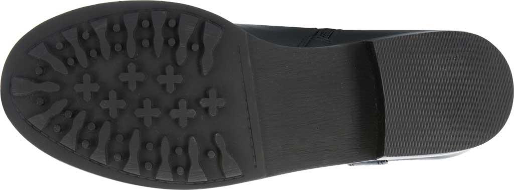 Women's Walking Cradles Kristen Wide Shaft Harness Boot, Black Leather, large, image 7