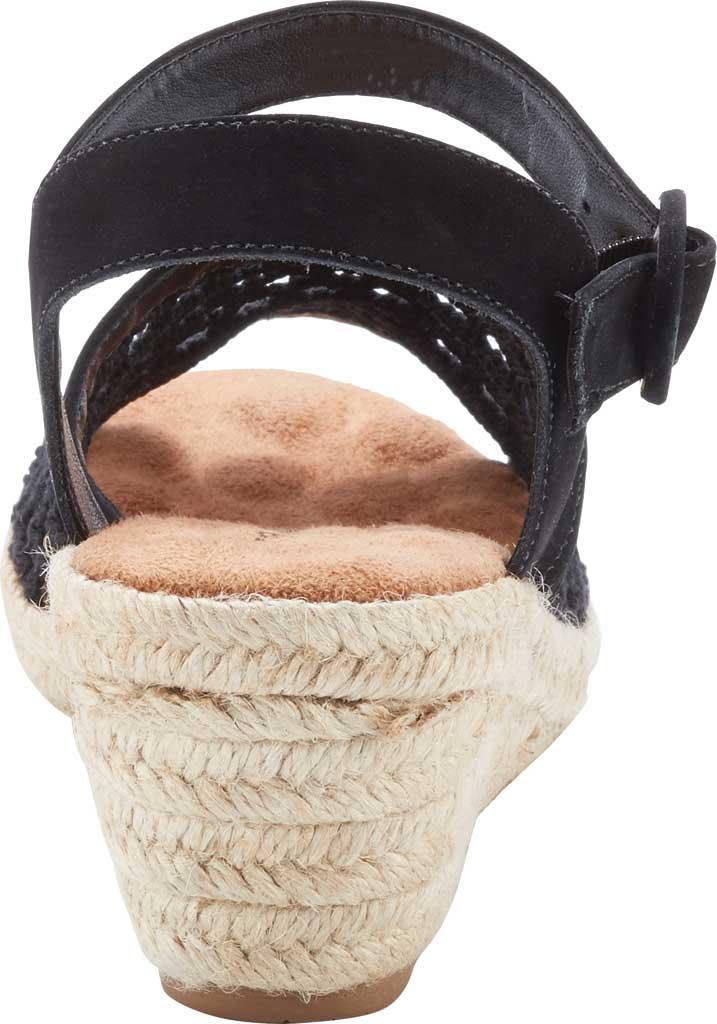 Women's Walking Cradles Avery Espadrille Wedge Sandal, , large, image 4