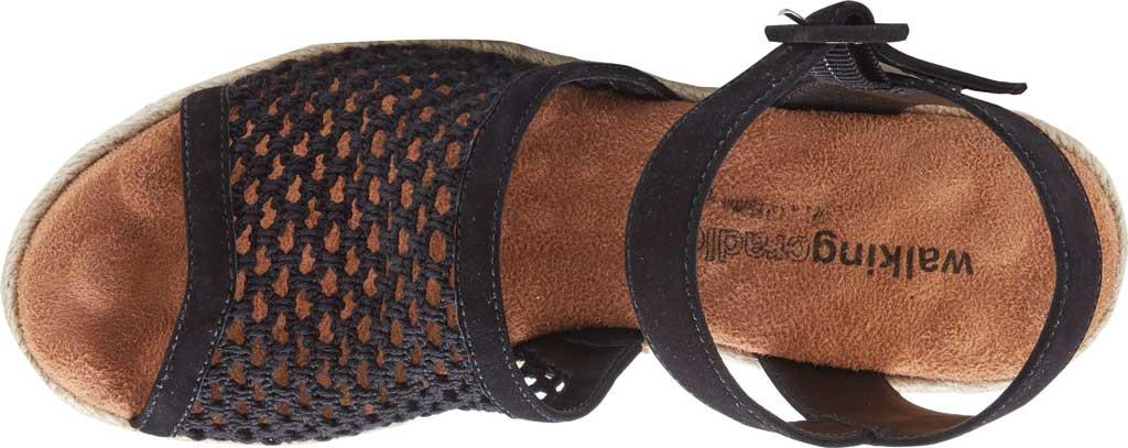 Women's Walking Cradles Avery Espadrille Wedge Sandal, , large, image 5