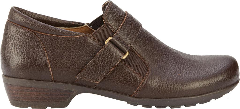 Women's Walking Cradles Eliot Slip On, Brown Tumbled Leather, large, image 2