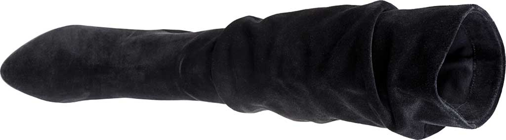Women's Splendid Phoenix Knee High Slouch Boot, Black Suede, large, image 4