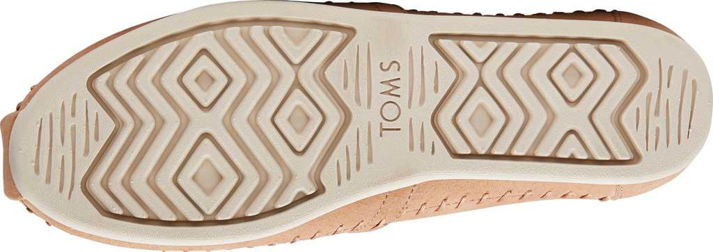 Women's TOMS Alpargata 3.0 Leather Slip On Shoe, Honey Leather, large, image 3