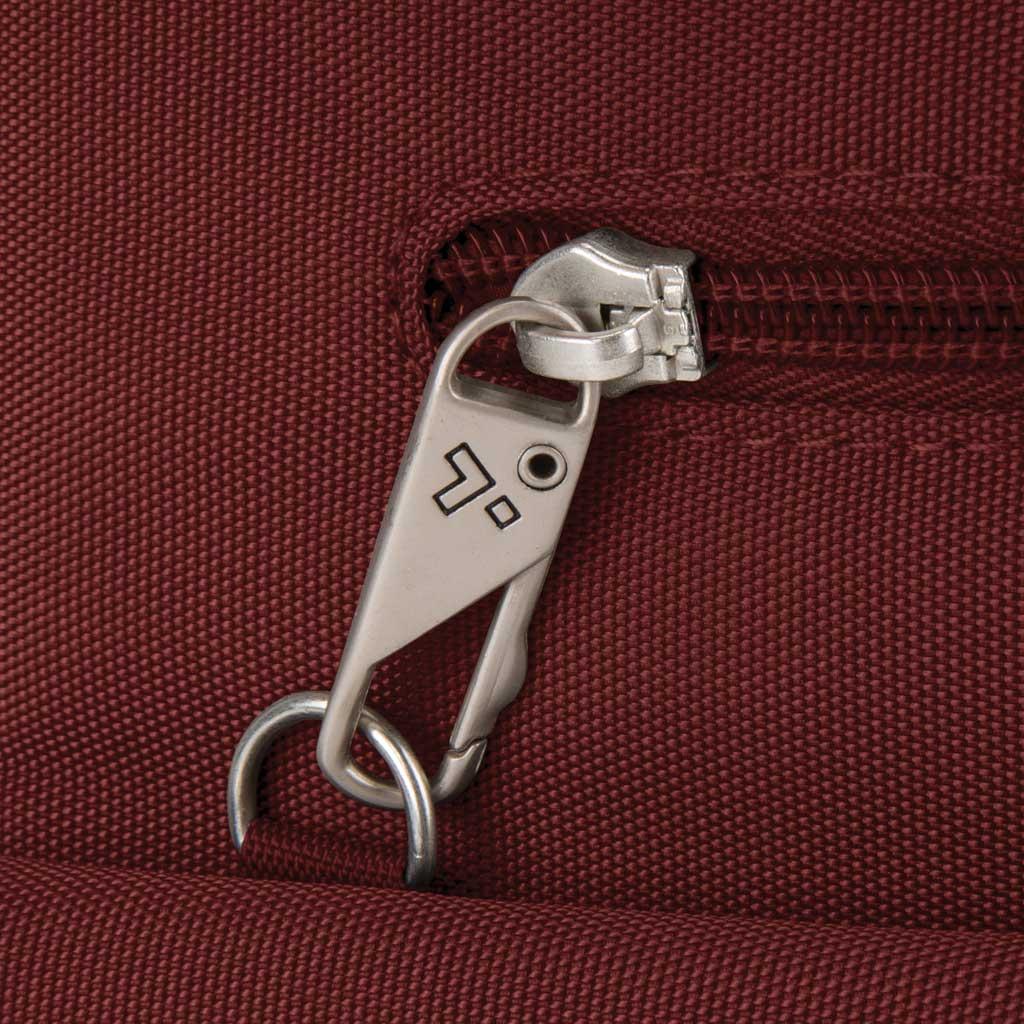 Women's Travelon Anti-Theft Cross-Body Bag, Wine, large, image 4