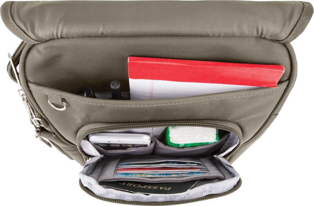 Travelon Anti-Theft Tour Bag Medium, Black, large, image 5