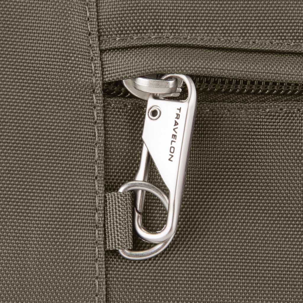 Travelon Anti-Theft Tour Bag Medium, Black, large, image 6