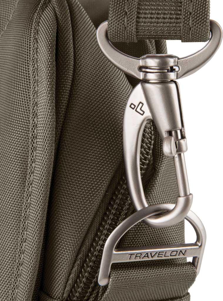 Travelon Anti-Theft Tour Bag Medium, Black, large, image 7