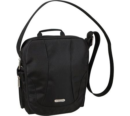 Travelon Anti-Theft Tour Bag Medium, Black, large, image 1