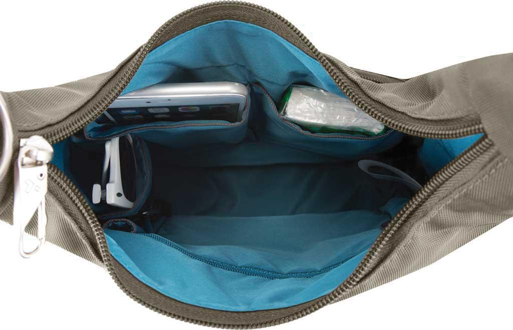 Travelon Anti-Theft Essential Messenger Bag, Nutmeg, large, image 3