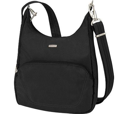 Travelon Anti-Theft Essential Messenger Bag, Black, large, image 1