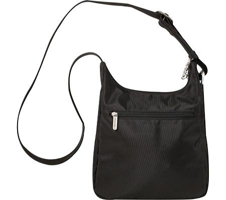 Travelon Anti-Theft Essential Messenger Bag, Black, large, image 2