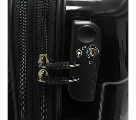 """Traveler's Choice Sedona 25"""" Expandable Spinner Luggage, Pewter, large, image 4"""