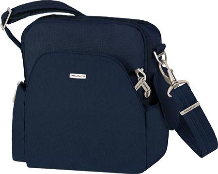 Travelon Anti-Theft Classic Travel Bag, Midnight Blue, large, image 1