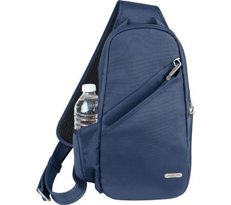 Travelon Anti-Theft Classic Sling Bag, Midnight, large, image 1