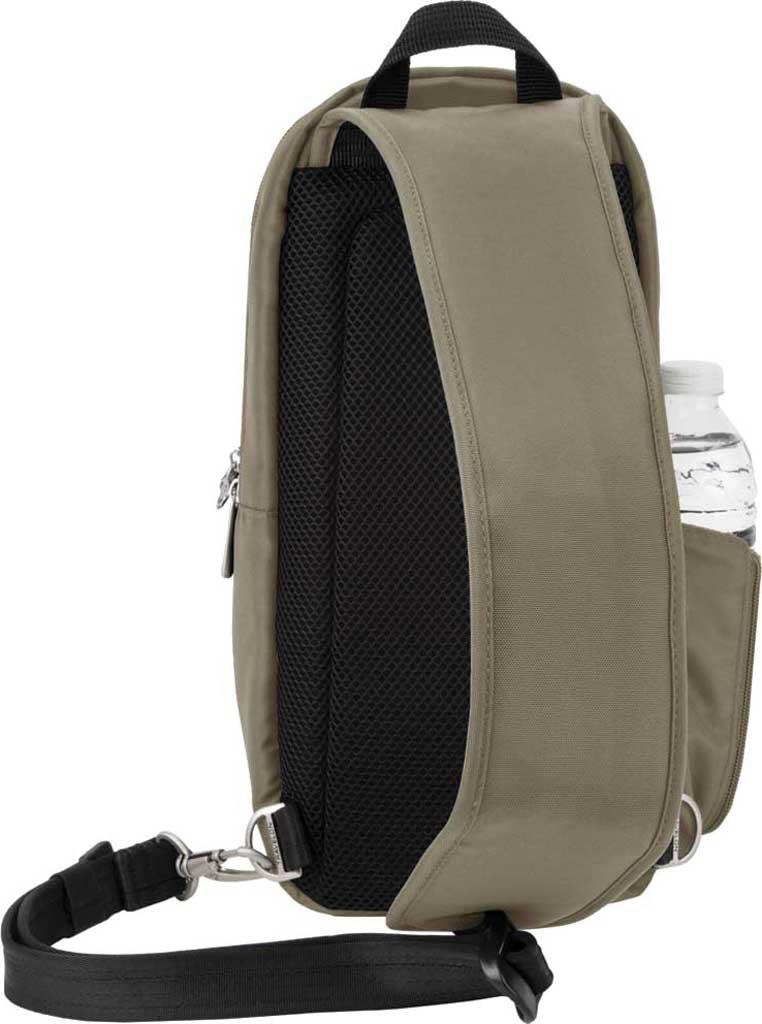 Travelon Anti-Theft Classic Sling Bag, Nutmeg, large, image 2