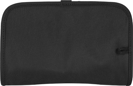 Travelon Wet/Dry 1 Quart Bag with Plastic Bottles, Black, large, image 3