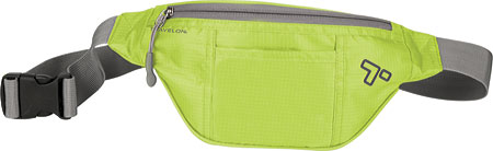 Travelon Top Zip Waist Pack, Lime, large, image 1