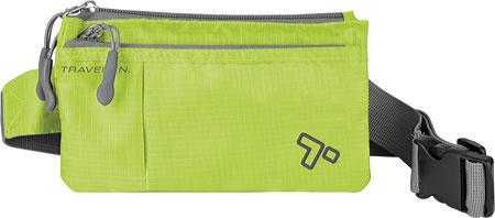 Travelon 6 Pocket Waist Pack, Lime, large, image 1