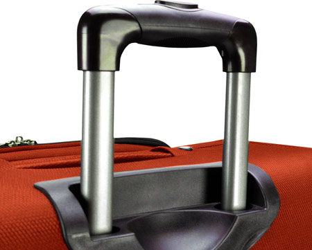 "Traveler's Choice Merced Lightweight 22"" Spinner Luggage, Orange, large, image 4"