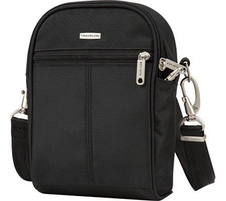 Travelon Anti-Theft Classic Convertible Small Tour Bag, Black, large, image 4