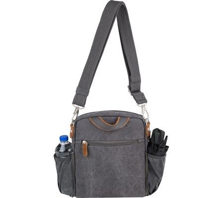 Travelon Anti-Theft Heritage Tour Bag, Pewter, large, image 1