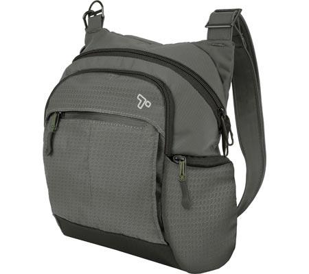 Travelon Anti-Theft Active Tour Bag, Charcoal, large, image 1