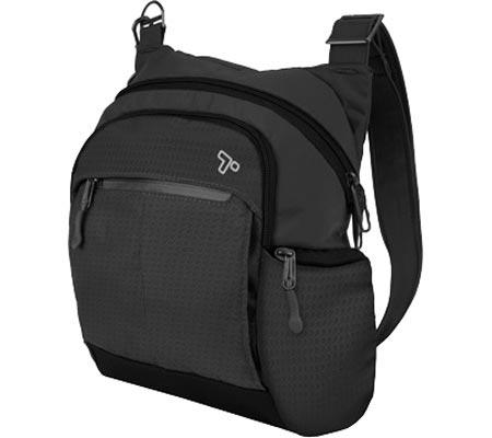 Travelon Anti-Theft Active Tour Bag, Black, large, image 1