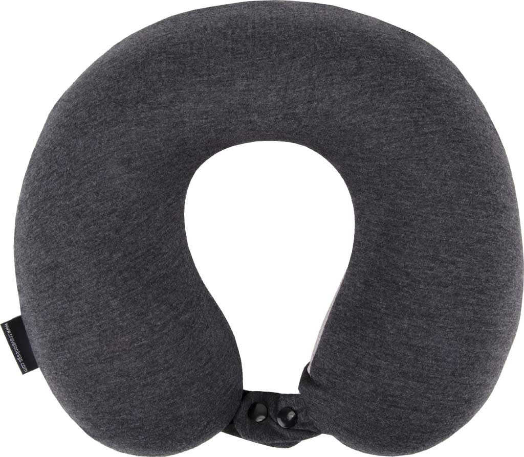 Travelon Cooling Gel Neck Pillow, Charcoal, large, image 2