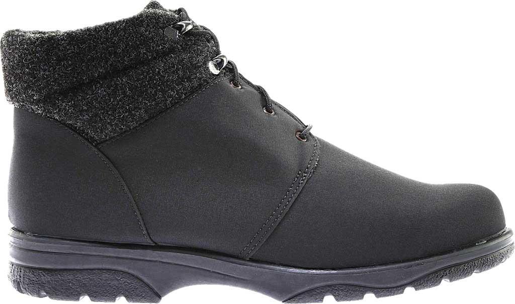 Women's Toe Warmers Trek Waterproof Ankle Boot, Black/Black, large, image 2