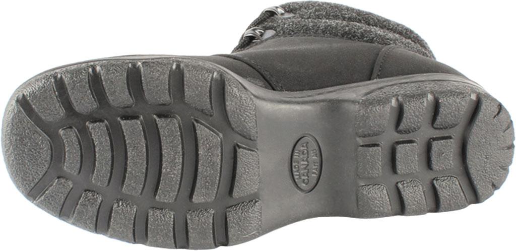 Women's Toe Warmers Trek Waterproof Ankle Boot, Black/Black, large, image 6