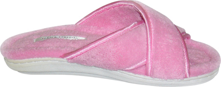 Women's Tender Tootsies Sharon Slipper (2 Pairs), Pink, large, image 2
