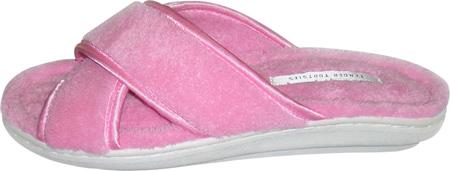 Women's Tender Tootsies Sharon Slipper (2 Pairs), Pink, large, image 3