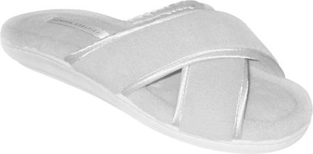 Women's Tender Tootsies Sharon Slipper (2 Pairs), White, large, image 1