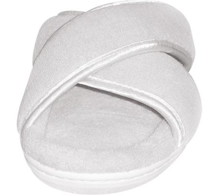 Women's Tender Tootsies Sharon Slipper (2 Pairs), White, large, image 4
