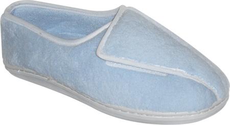 Women's Tender Tootsies Vickie (2 Pairs), Blue, large, image 1
