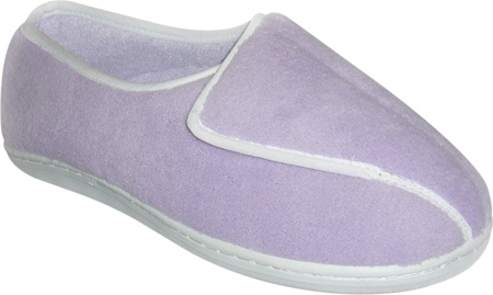 Women's Tender Tootsies Vickie (2 Pairs), Lilac, large, image 1