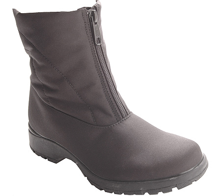 Women's Toe Warmers Magic Boot, Black, large, image 1