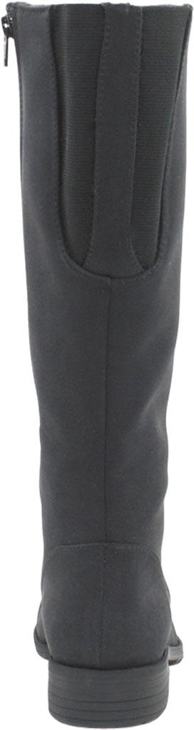 Women's Toe Warmers Runa Arctic Grip Tall Boot, Black Textile, large, image 3