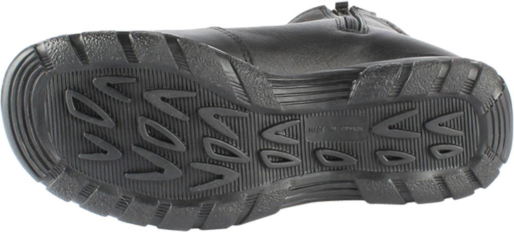 Women's Toe Warmers Yukon Waterproof Ankle Boot, Black Leather, large, image 3