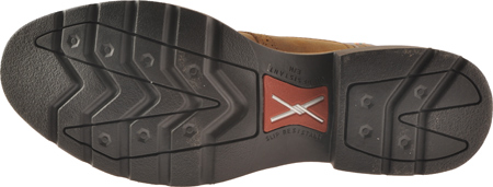 Men's Twisted X MCW0002, Distressed Saddle/Denim Leather, large, image 6