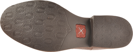 Men's Twisted X MCD0002, Distressed Saddle/Chocolate Oiled Shoulder Leather, large, image 7