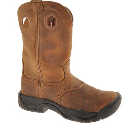 Women's Twisted X WAB0001, Distressed Saddle/Distressed Leather, large, image 1