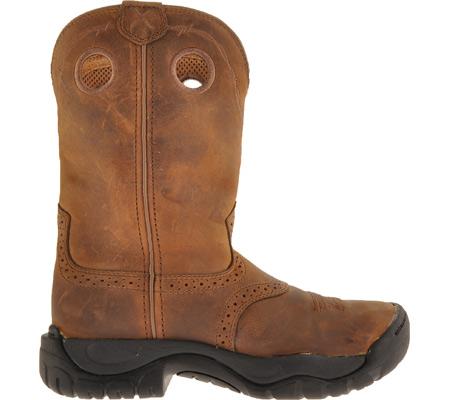 Women's Twisted X WAB0001, Distressed Saddle/Distressed Leather, large, image 2