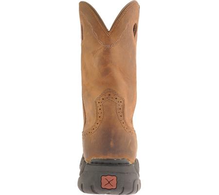 Women's Twisted X WAB0001, Distressed Saddle/Distressed Leather, large, image 5