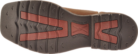 Men's Twisted X MLCS001, Distressed Shoulder/Cherry Leather, large, image 7