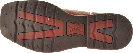 Men's Twisted X MLCW002, Cognac Glazed Pebble/Lime Leather, large, image 7