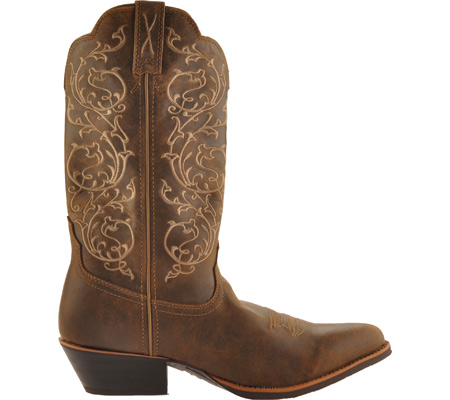 """Women's Twisted X Western 12"""" R Toe Cowgirl Boot, Bomber/Bomber, large, image 2"""