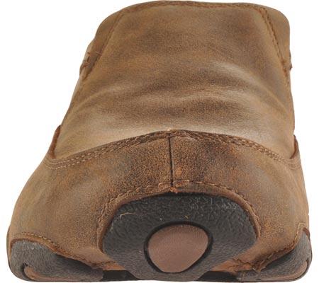 Men's Twisted X MDMS001 Leather Slip-On Driving Moc, Bomber, large, image 4