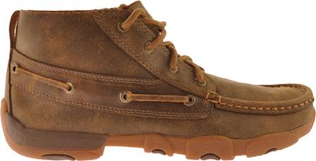 Men's Twisted X MDM0007, Bomber Leather, large, image 2