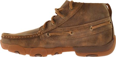 Men's Twisted X MDM0007, Bomber Leather, large, image 3